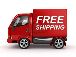 free shipping truck logo