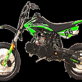 Apollo DB66 (110cc) Dirt Bike