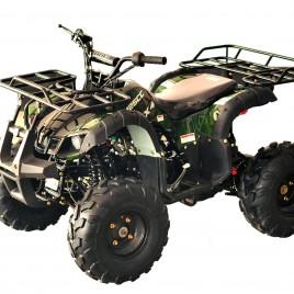 "Rider 8"" 125 cc w/Reverse"