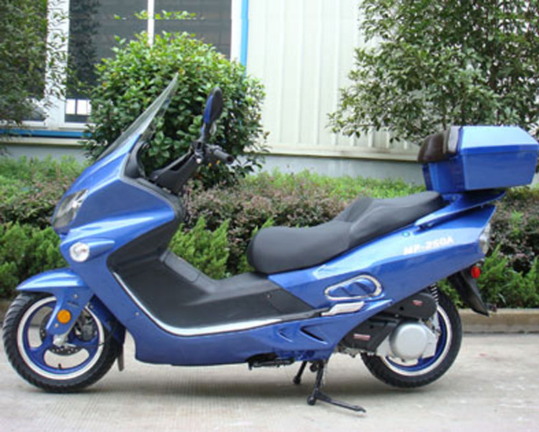 JCL MP150/250a Scooters