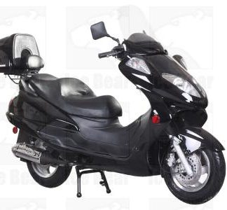 JCL MP150/250a Scooters – GET THE MAX out of Life!