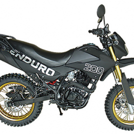 Denali 200XT Street-Trail Bike
