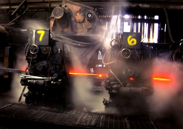 rebar hot mill