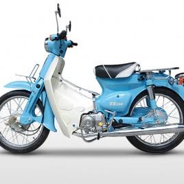 BMS BI-METRO XLT 110cc Scooter (4-speed)
