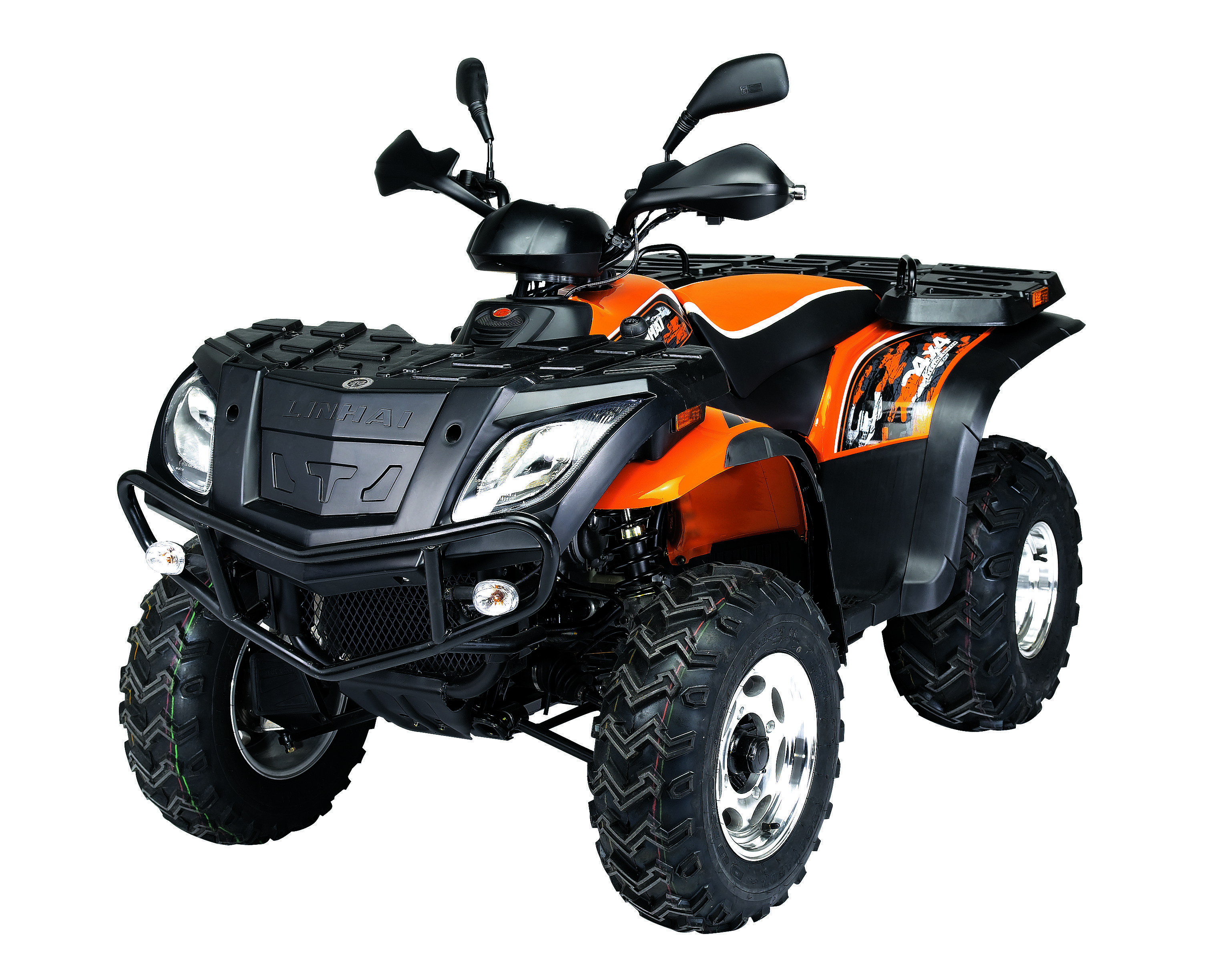 Linhai Bighorn 400SE 4x4 ATV