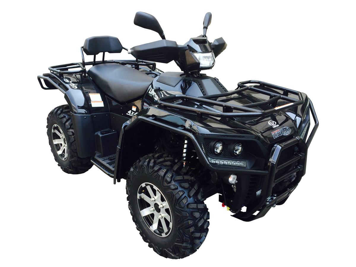 Linhai Bighorn 700 EFI 4×4 ATV