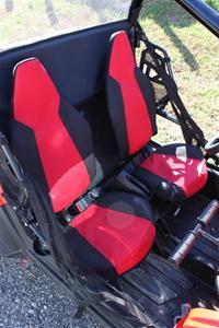 Polaris RZR 170 Seat Covers
