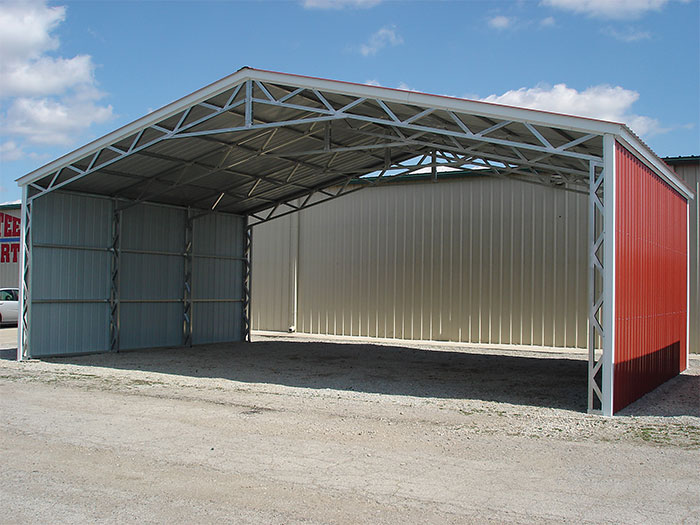 All Steel Shelter
