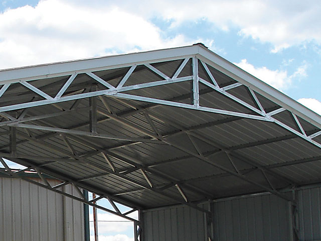 All Steel Truss