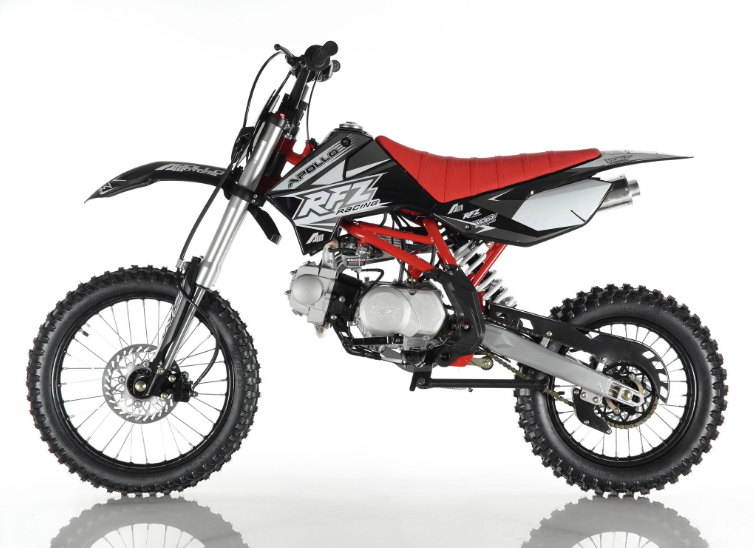 Apollo Db X18 125cc Dirt Bike Get The Max Out Of Life